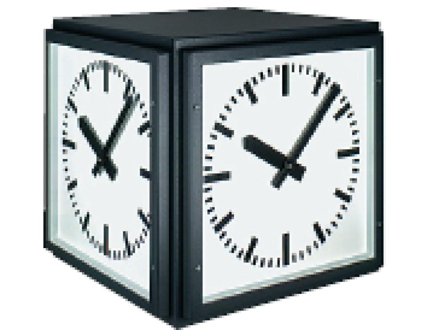 Wanduhren, Bahnhofsuhren, Außenuhren, Innenuhren, Bürouhren, Schmuckuhren, Explosionsgeschützte Uhren, Individuelle Uhren, Edelstahluhren