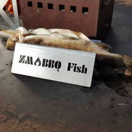 Grill-Fisch-Halter