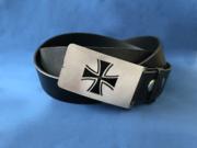 Gürtelschnalle, Gürtelschließe, Gürtelkoppeln Eisernes Kreuz