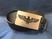 Adler Gürtelschnalle, Gürtelschließe, Buckle, Wechselgürtelschnalle