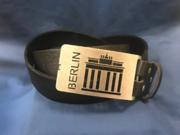 BERLIN Gürtelschnalle, Gürtelschließe, Buckle, Wechselgürtelschnalle